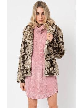 Cressida Print Coat
