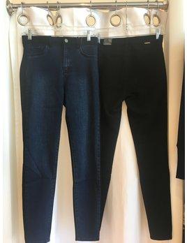 Duo Denim Stripe Leg Jeans