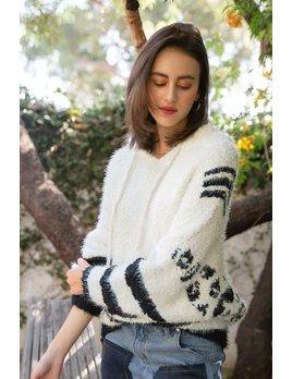 Super Soft Sweater with Kangaroo Pocket