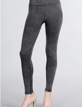 Textured Vintage Leggings