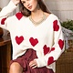 Chenille V-Neck Sweater