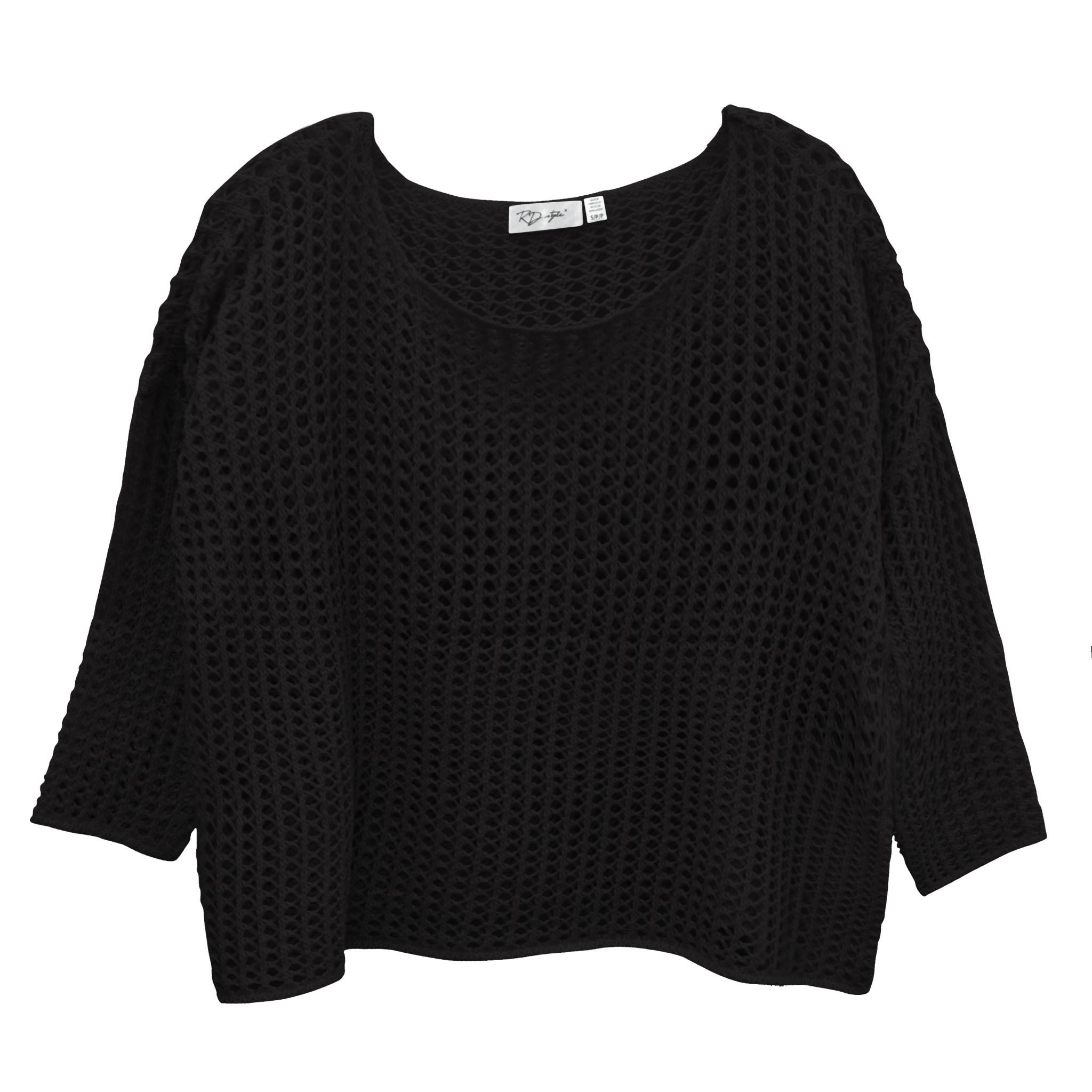 Fishnet Sweater