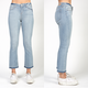 London High Rise Crop Flare Jeans