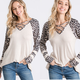 Animal Detail Thermal Top