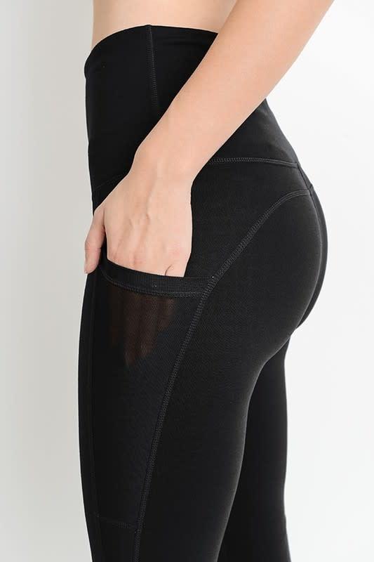 Mesh Pocket Legging
