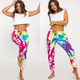 French Terry Tie Dye Sweatpants
