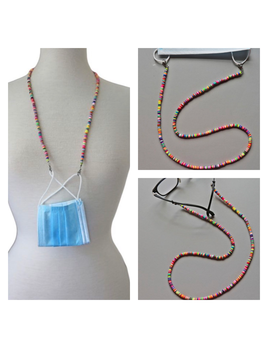 3 in 1 Necklace/ Eyeglass/ Mask Holder