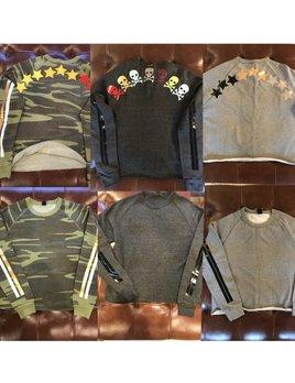 Soft Detailed Sweatshirt