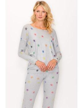 Star Detail Sweatshirt