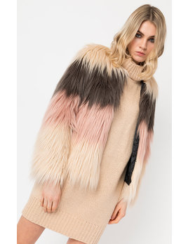 Super Soft Shag Jacket