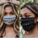 Face Mask with Adjustable Sides