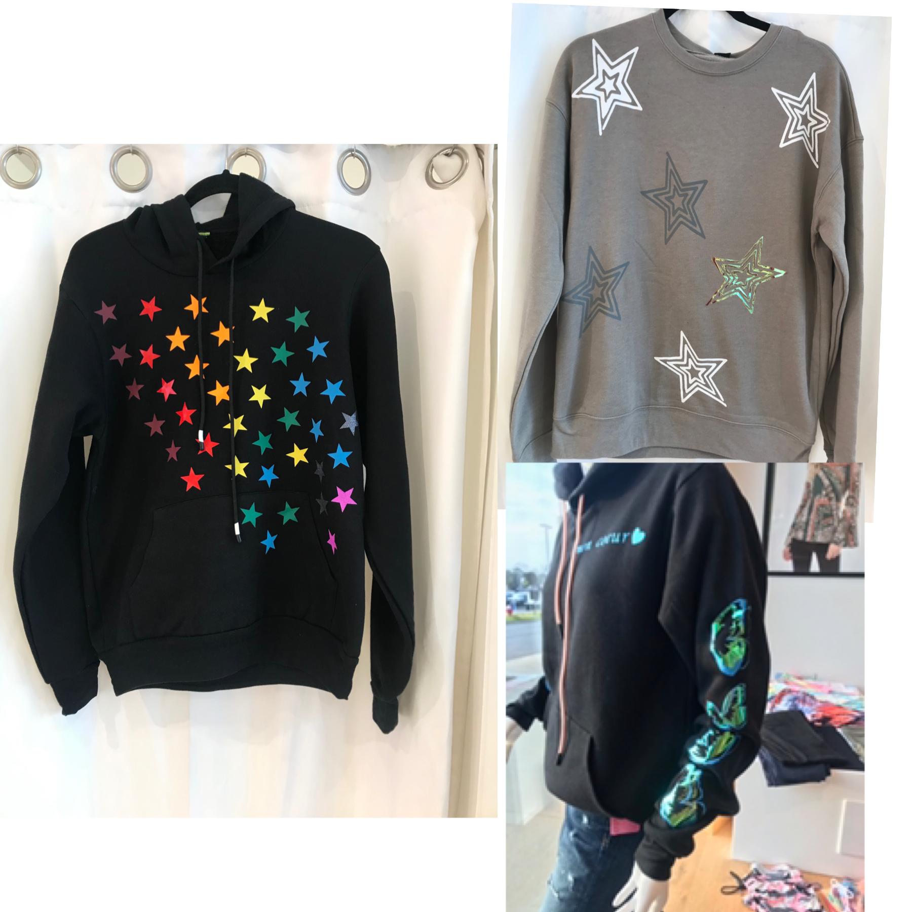 Design Detail Sweatshirts