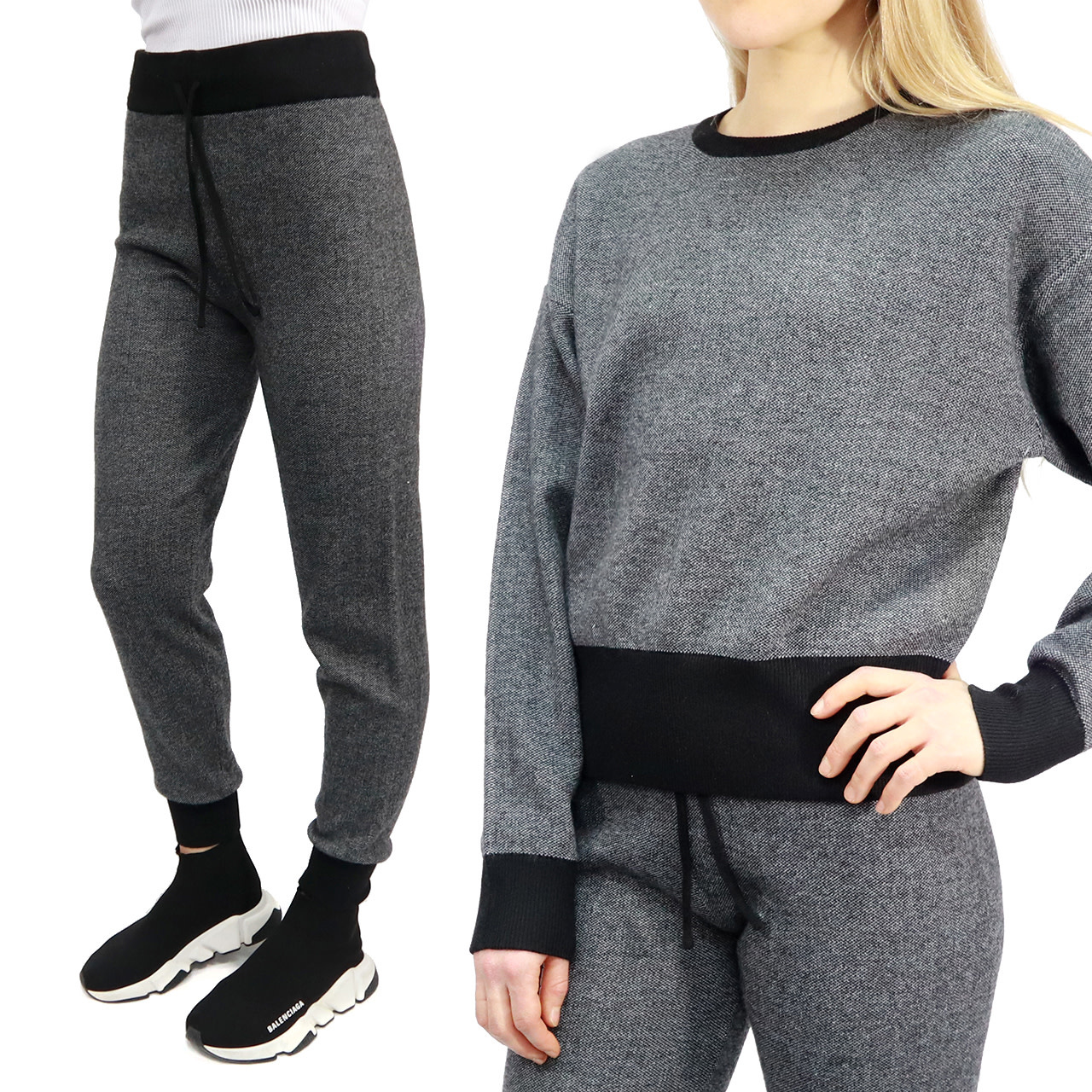 Knit Top & Pant Set