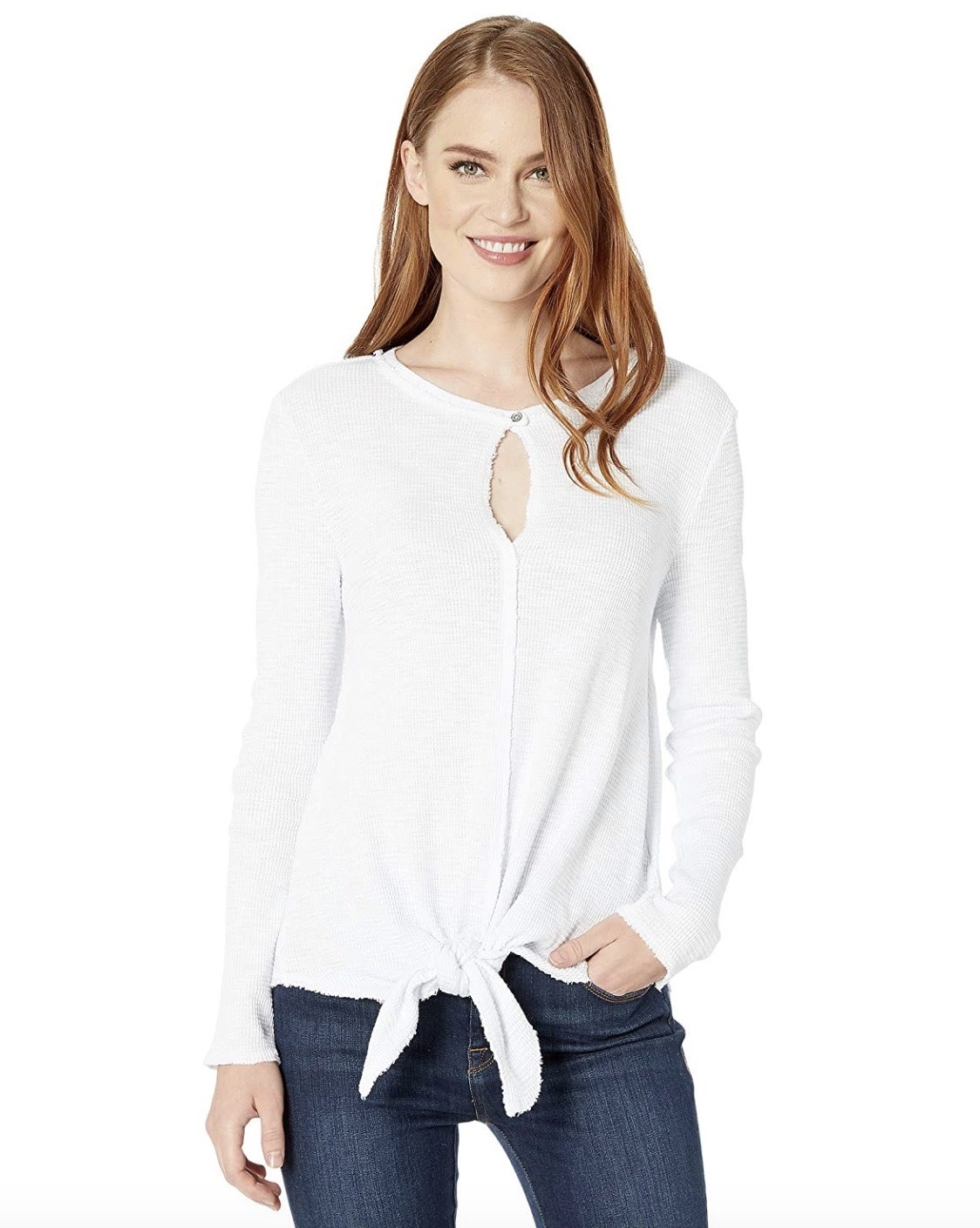 Thermal Raw Seamed Top