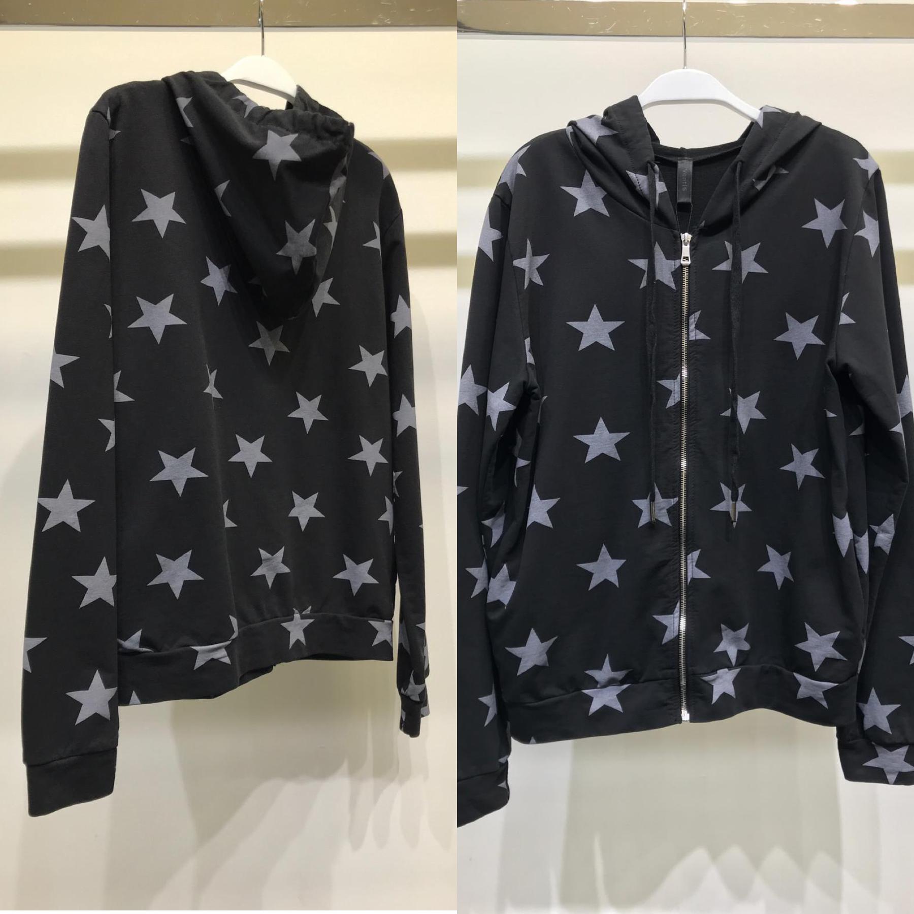 Star Zip Up Jacket