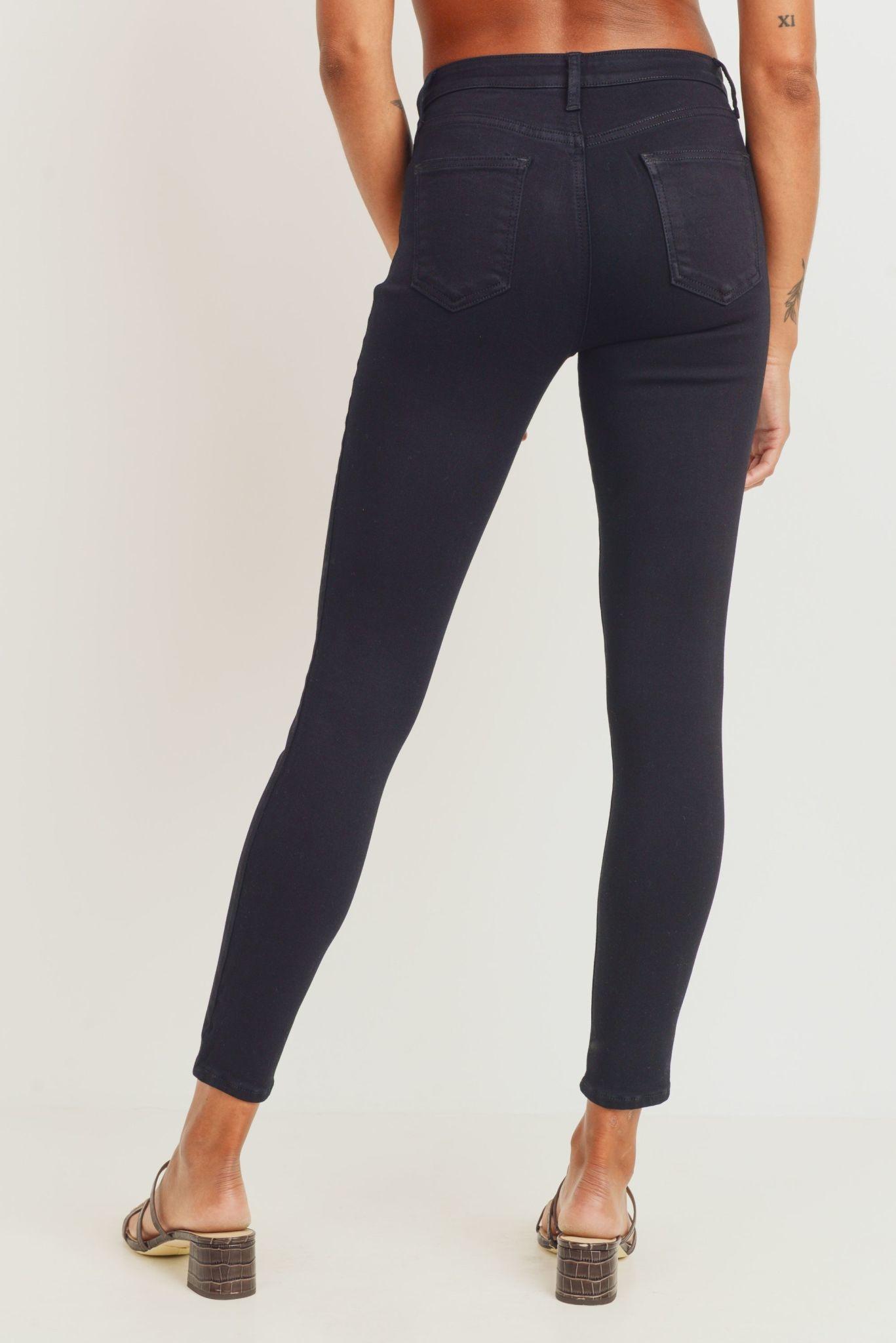 Five Pocket Classic Skinny Jean