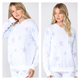 Star Knit Hoodie Sweater