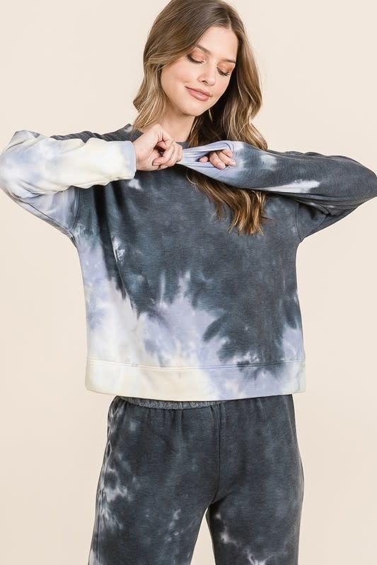 Super Soft Tie Dye Sweatshirt