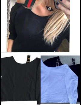 Designer Inspired Sweatshirt Tops