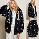 Star Sherpa Jacket