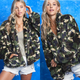 Camouflage Sherpa Jacket