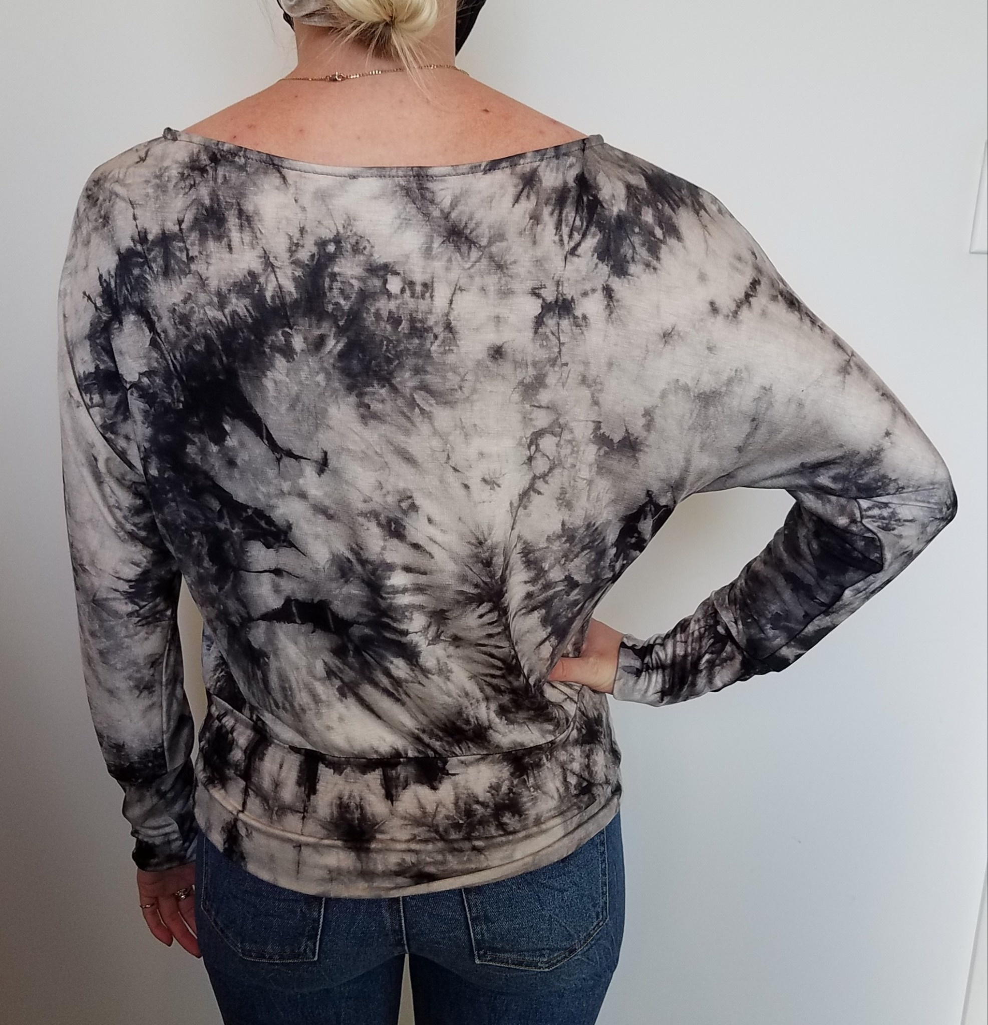 Dolman Banded Top