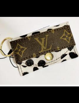LV Card Holder/ Keychain