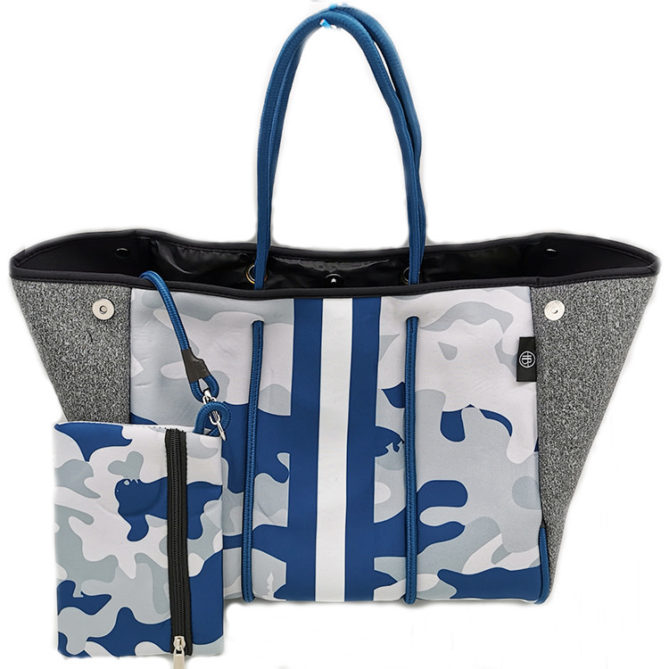 Neoprene Beach / Totes