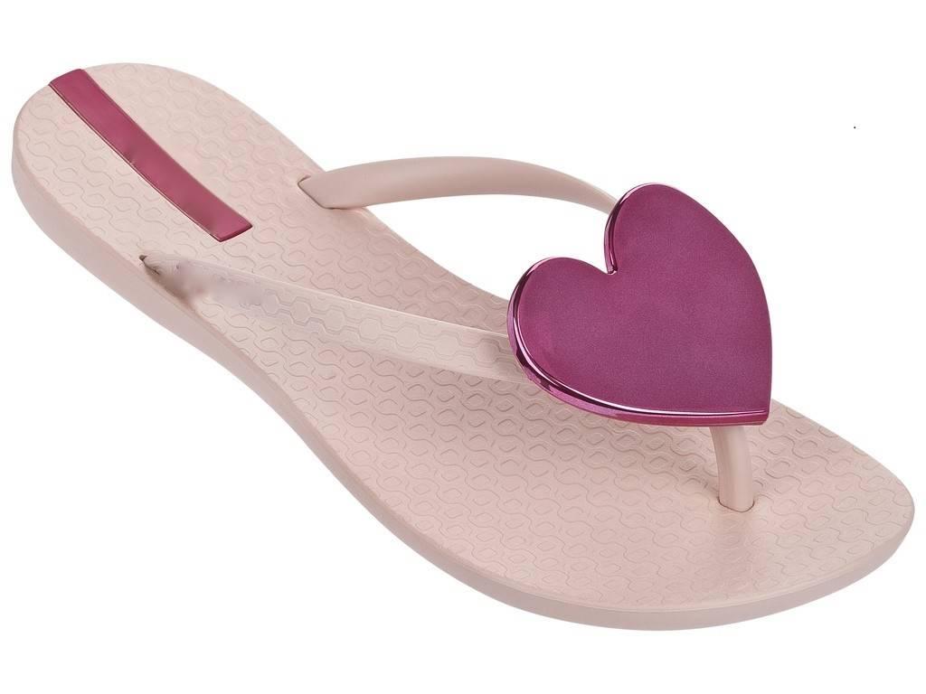 b5a701fce6e Metallic Heart Flip Flops - Casual 2 Dressy