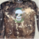 Skull Crew with Bolts Sweatshirt