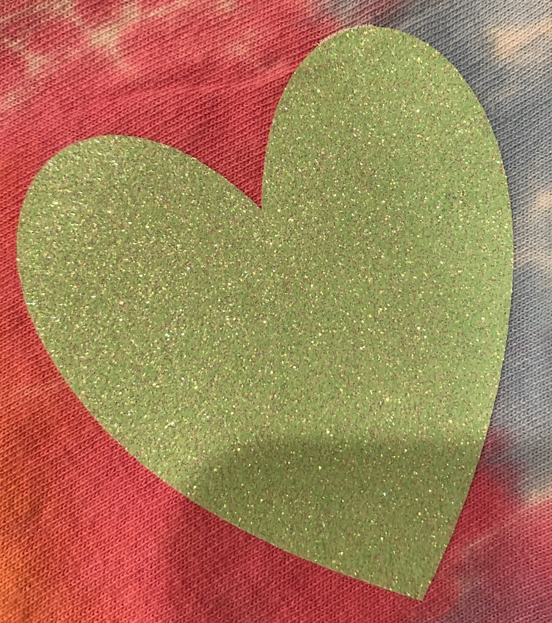 Peace LOVE Happiness Tie Dye Tee