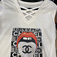 Designer Inspired Criss Cross Tee Shirts