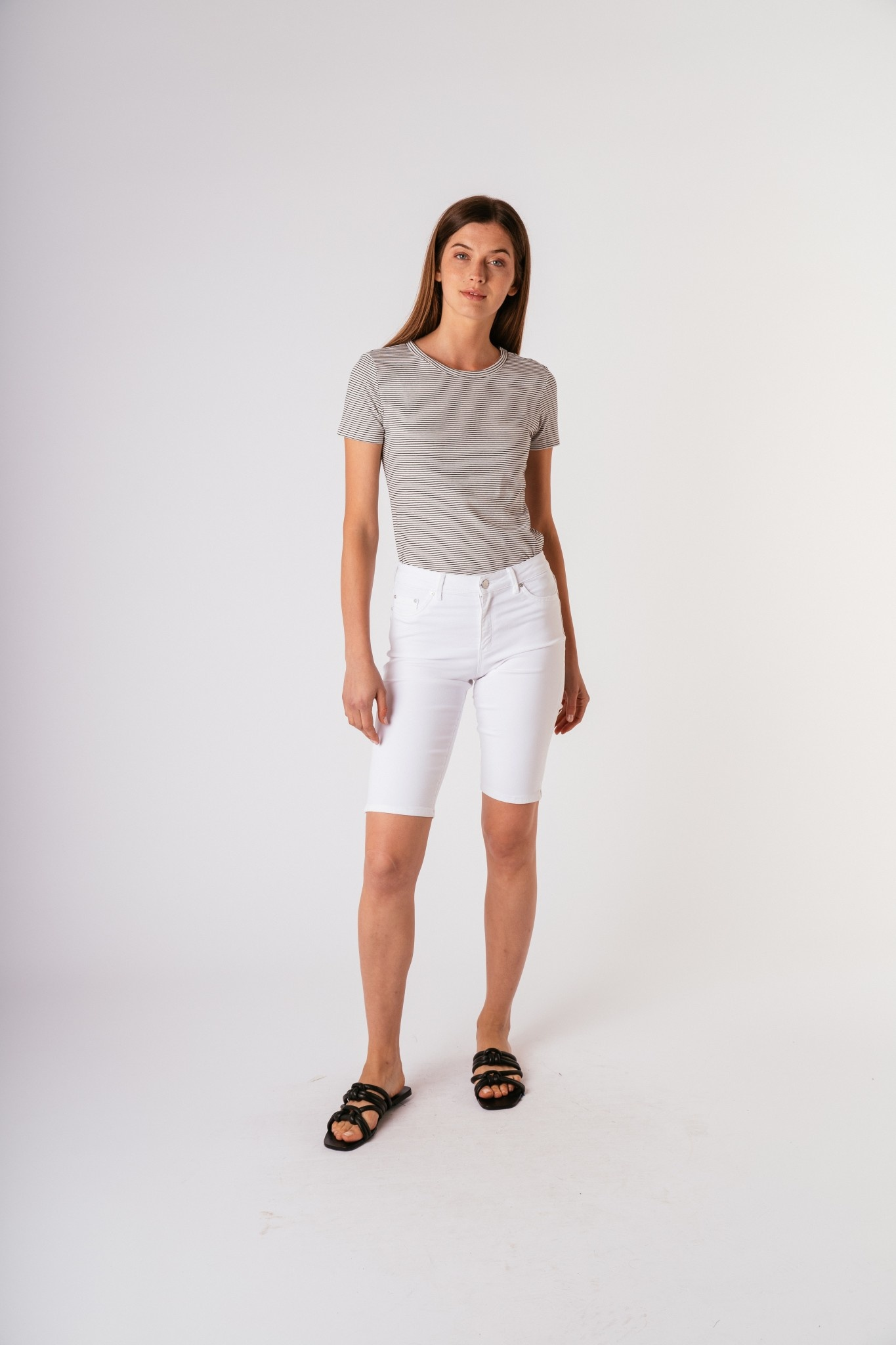 Five Pocket Walking Shorts