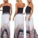 Spiral Tie Dye Dress