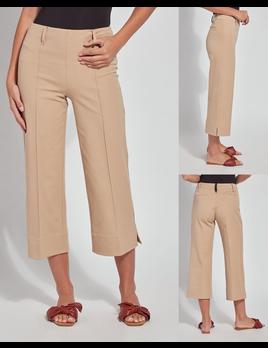 Crop Khaki Pants