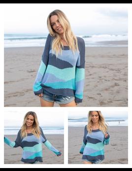 Dunescape Crew Nexk Sweater
