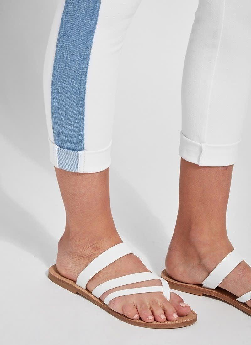 Cuff Crop Legging