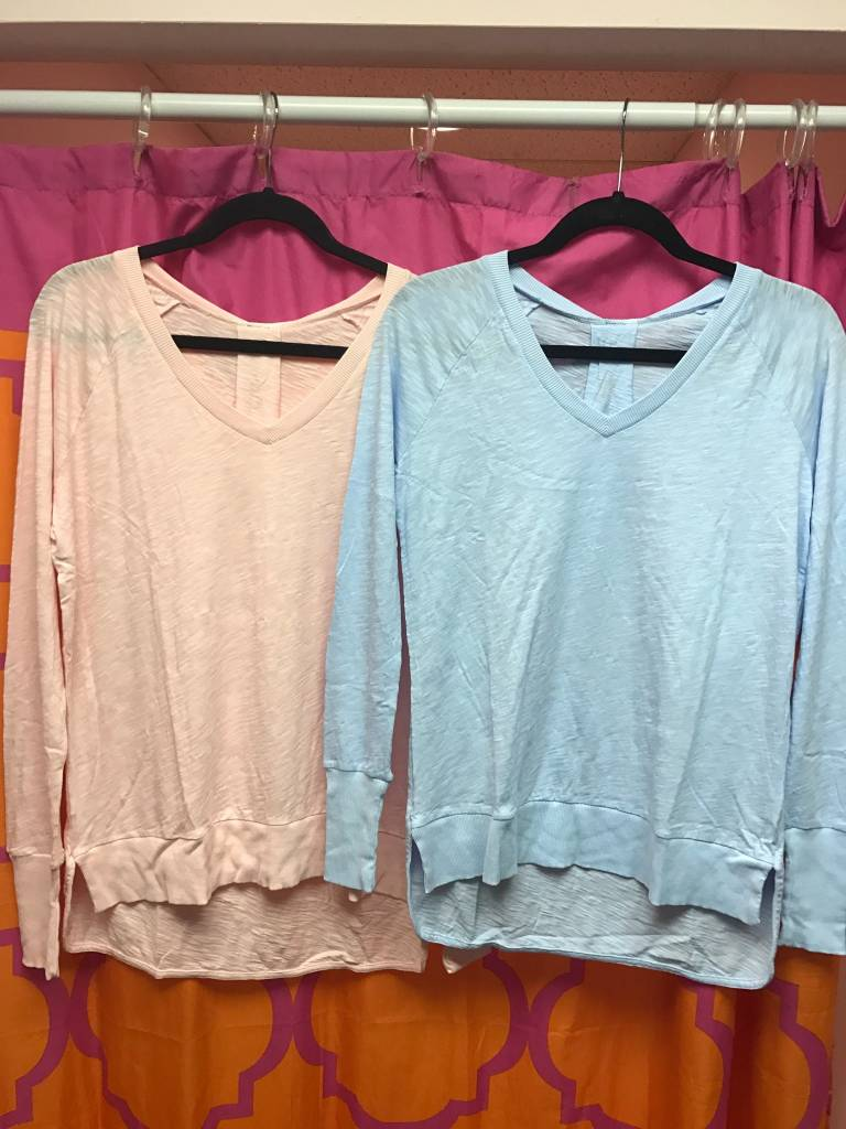 Basic Long Sleeve Top