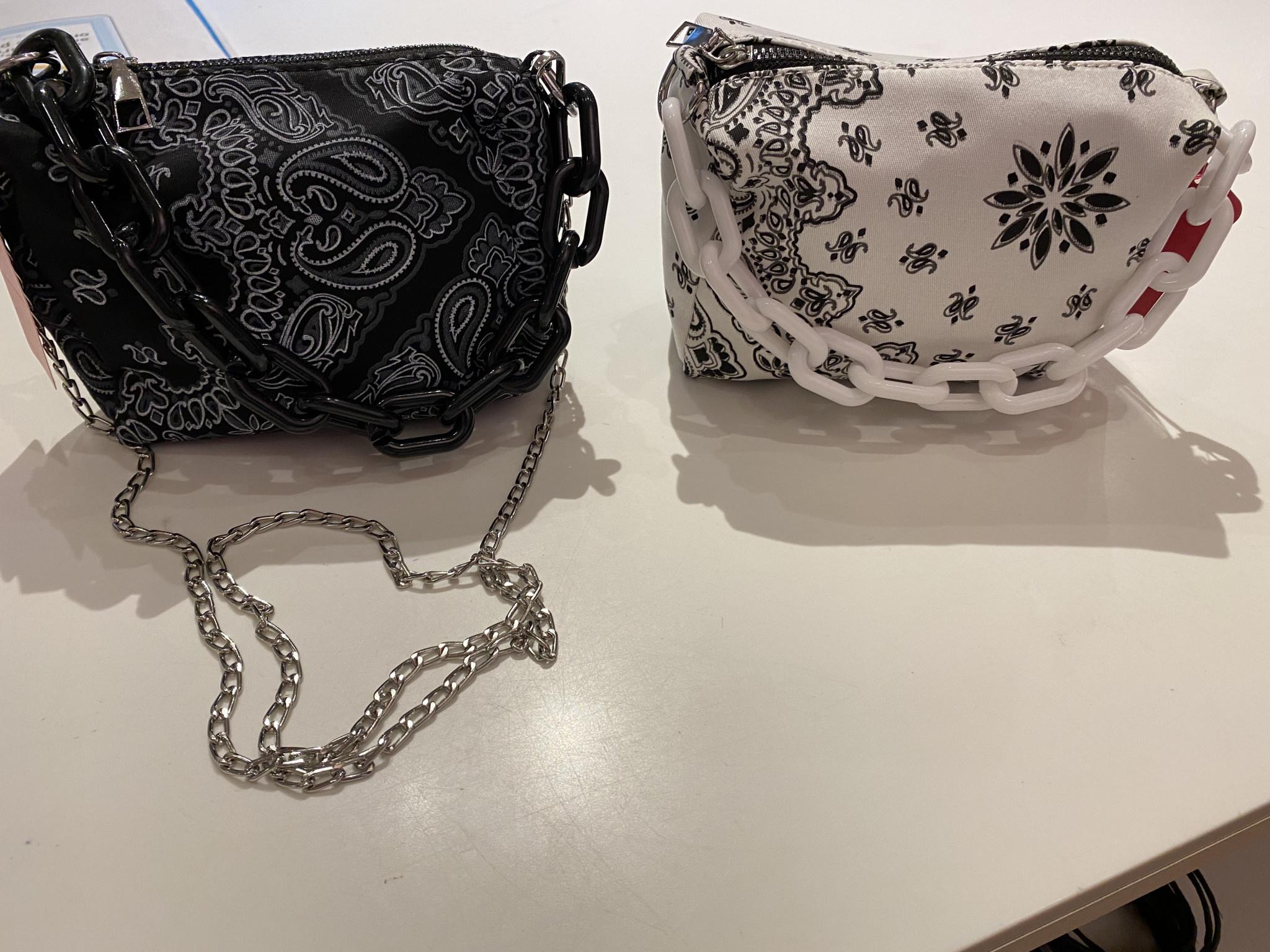 Bandanna Quilted Handbag