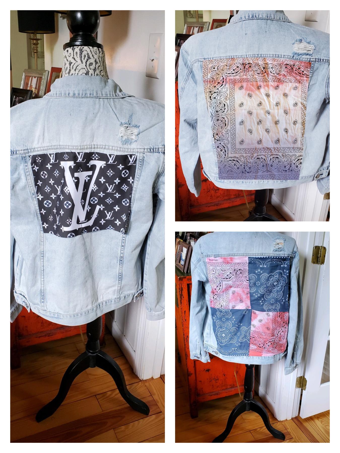 Custom Design Denim Jackets