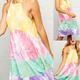 Halter Babydoll Dress
