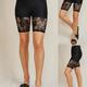 Lace Biker Shorts