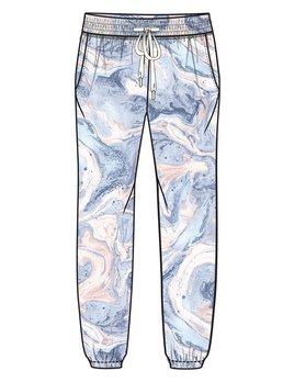 Swirl Pants