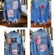 Bandana Custom Design Plus Jackets