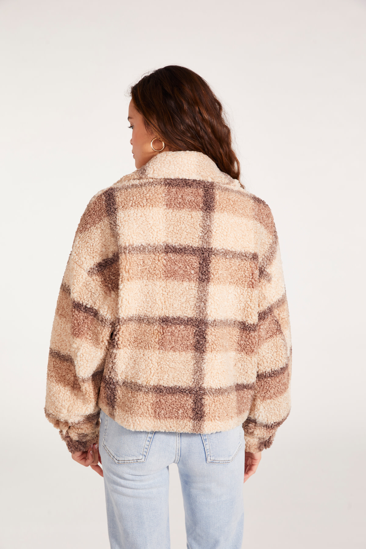 Plaid to See You Jacket