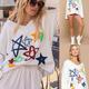Star Design Sweater