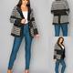 Tweed & Denim Jacket