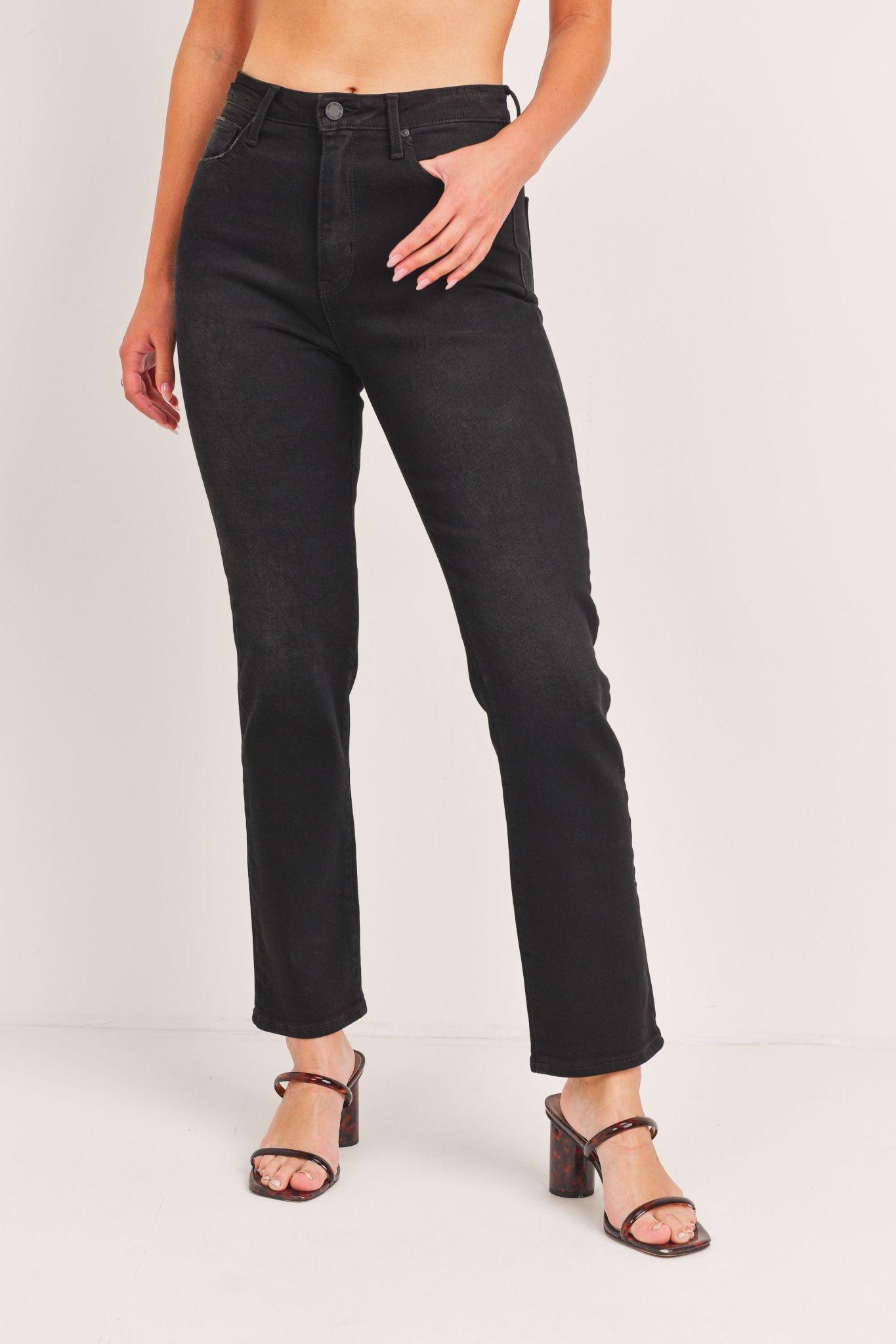 Classic Slim Straight Jeans