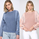 Mineral Wash Sweater