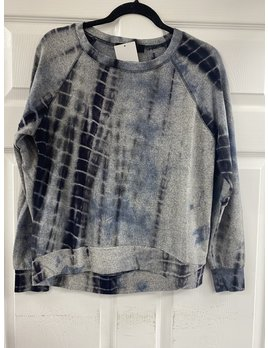 Tie Dye Raglan Sweatshirt